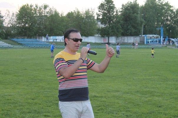 Открытие футбольного сезона в Калужской обл. г.Людиново