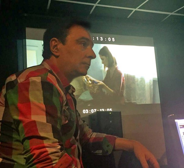 В декабре 2015 закончилась работа над худ. фильмом
